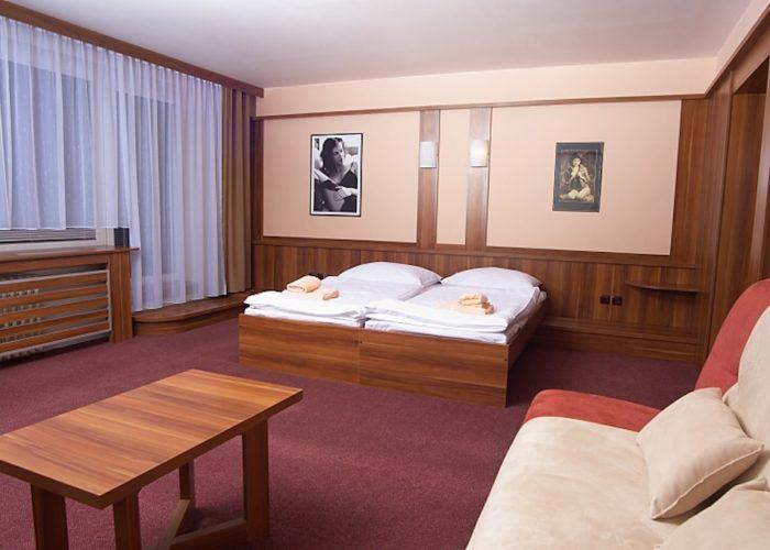 hotelový textil pro hotel Kras Jedovnice
