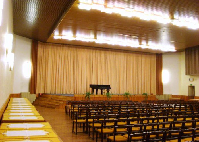 odhlučňovací divadelní opona Jedovnice