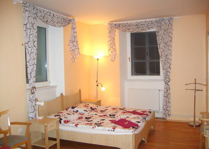 textil pro hotelové pokoje Hotel Bystré 4